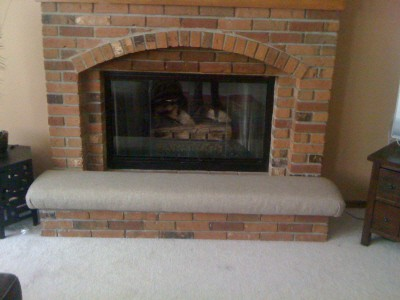 how to babyproof a fireplace hearth thrifty nifty mommy rh thriftyniftymommy com  baby proof fireplace hearth diy
