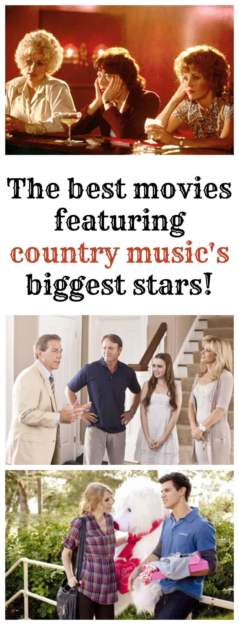Movies with country stars