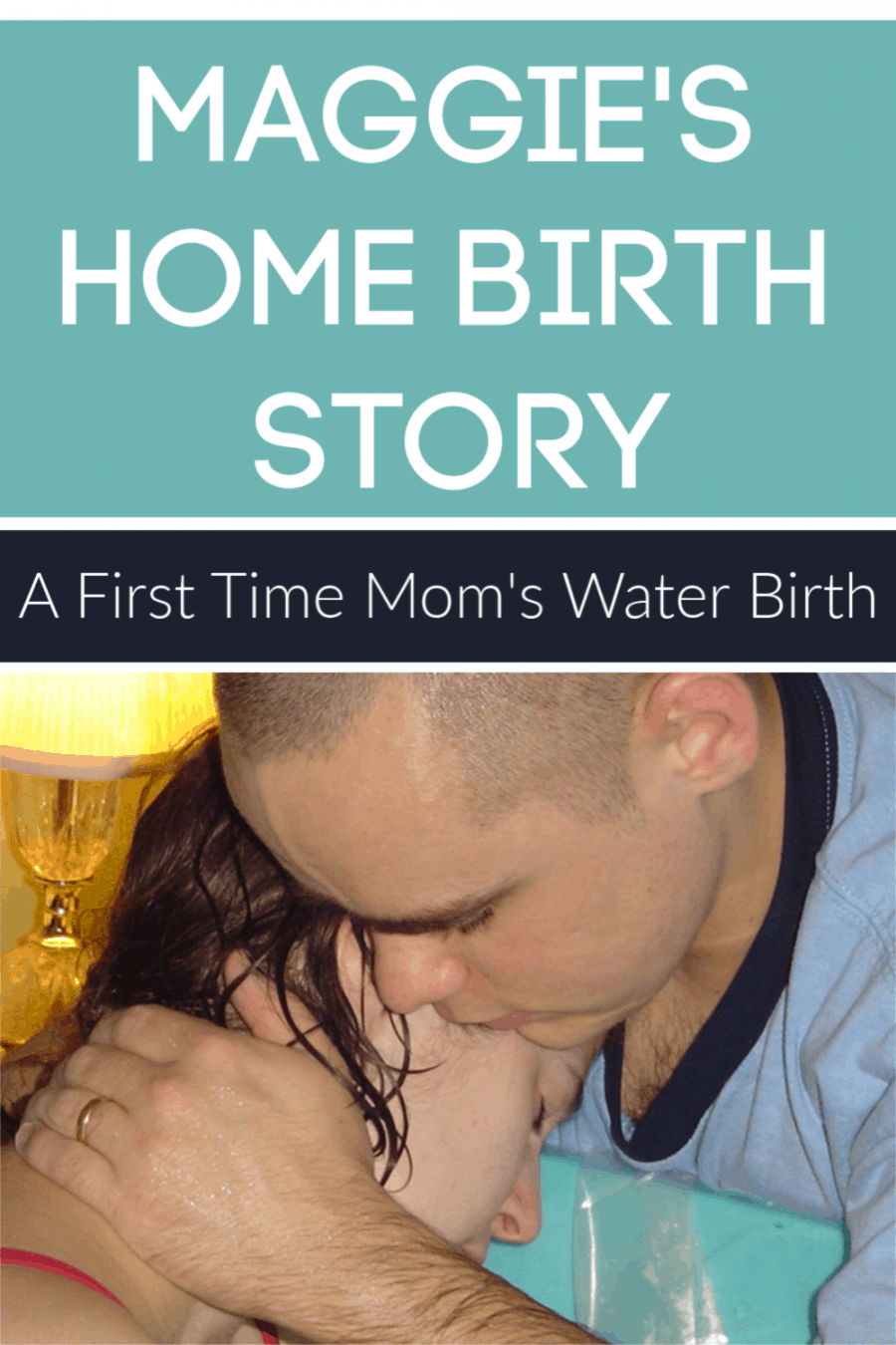 Maggie's Home Birth Story - a water birth story