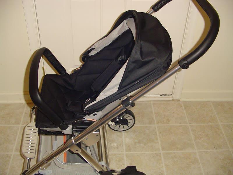 Mamas and Papas Urbo Stroller Black