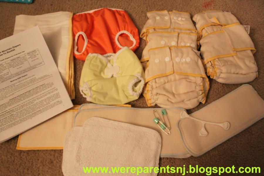 Green Mountain Cloth Diapers