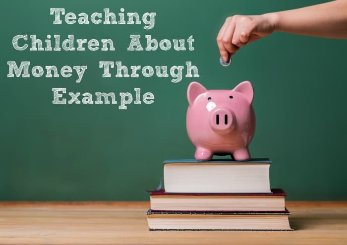 Teaching Children About Money Through Example