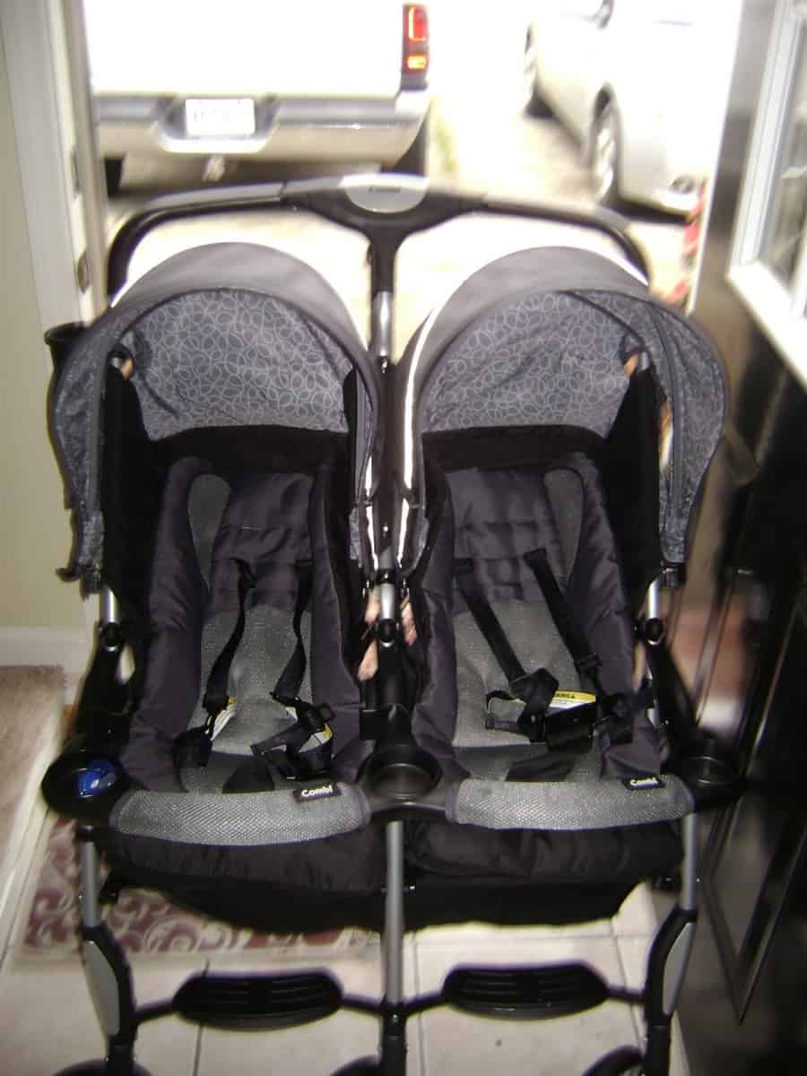 A Thorough Review Of The Combi Twin Sport Thrifty Nifty