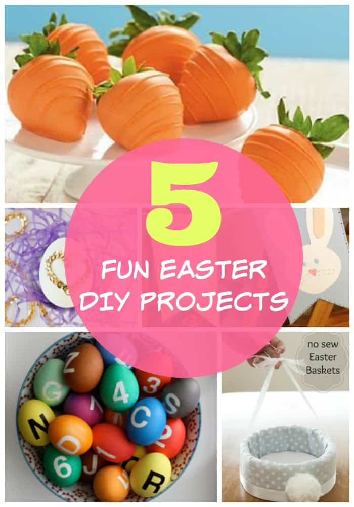 5 Fun Easter DIY's