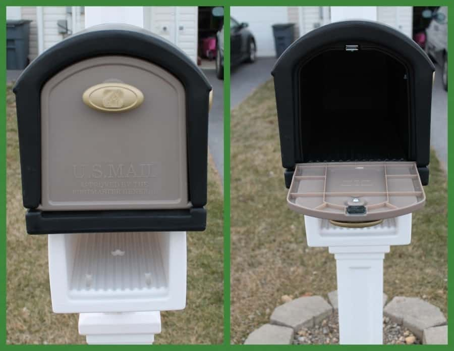 Step2 Mailmaster Hudson Mailbox With Planter Thrifty Nifty Mommy