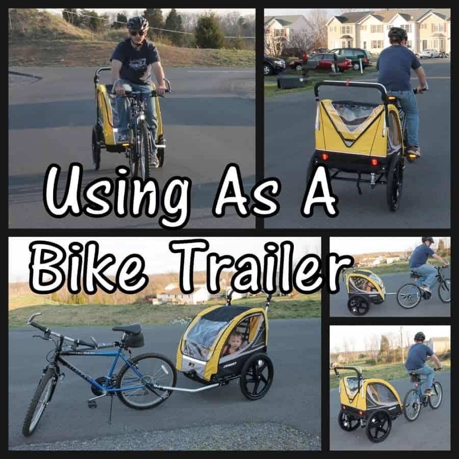 Zumu Bike Trailer