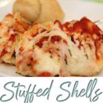 Classic Baked Stuffed Shells Recipe