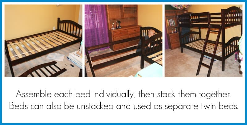 Stork Craft Bunk Bed Review Thrifty Nifty Mommy