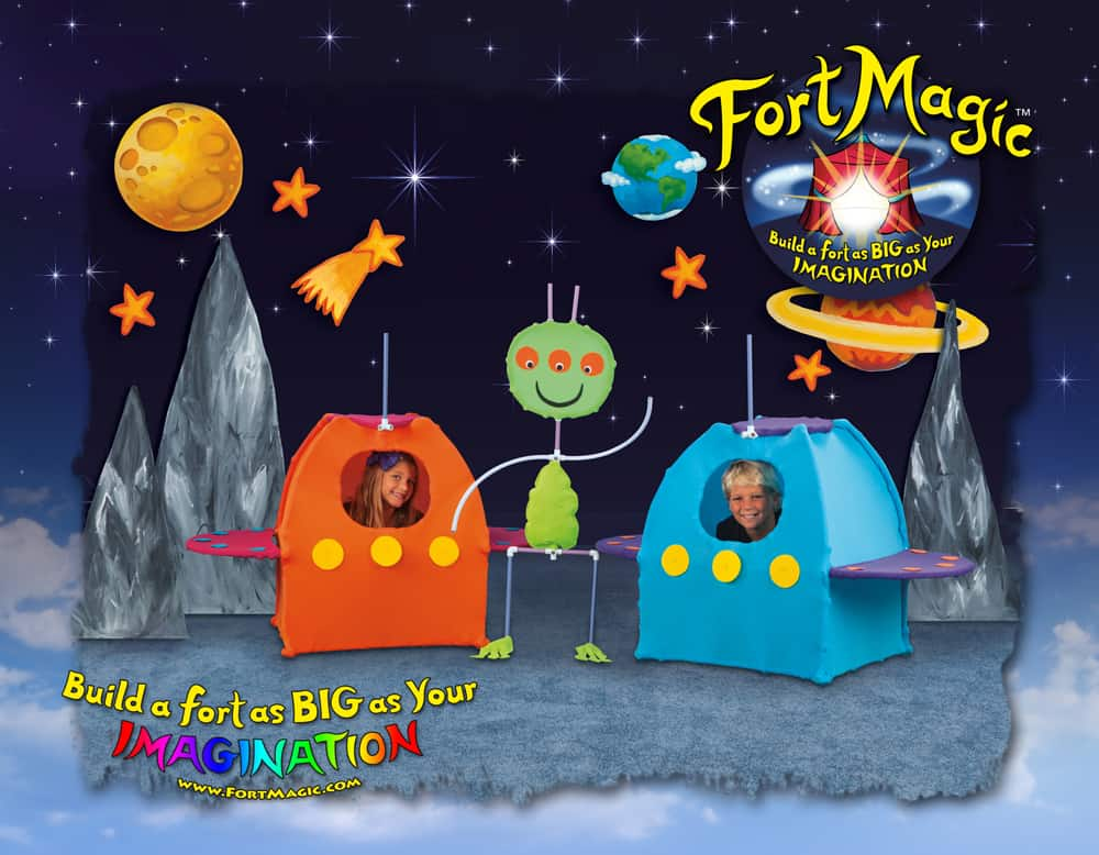 Fort Magic Space Cruisers Final
