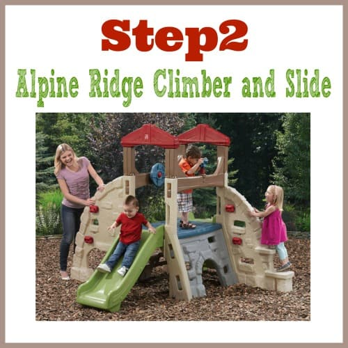 Step2 Alpine Ridge Climber & Slide Review