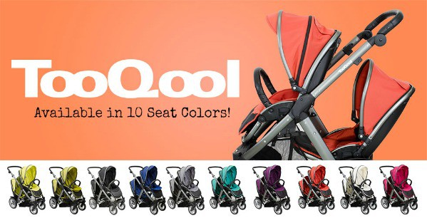Joovy Too Qool in 10 Colors