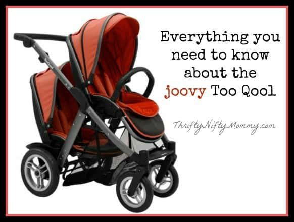 The Joovy Too Qool Stroller