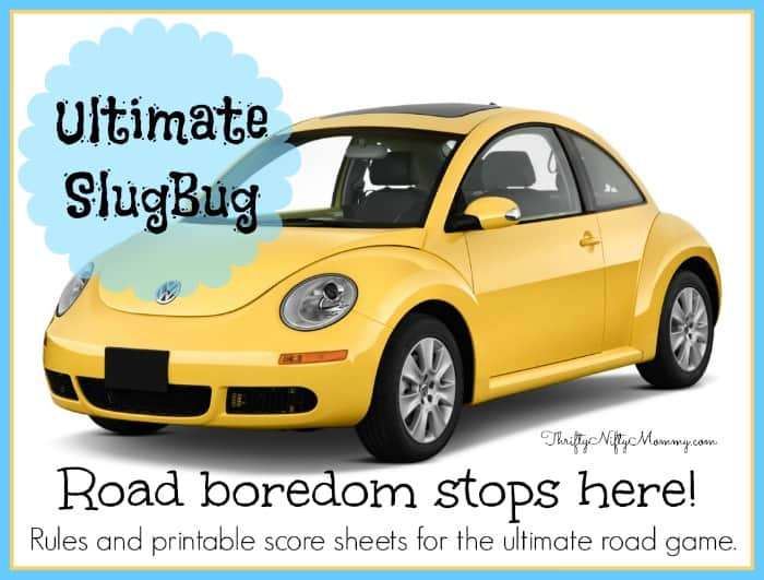 The Ultimate SlugBug Game