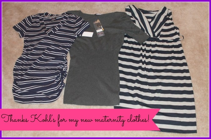 Kohl's Maternity Clothes