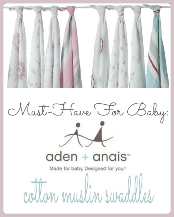 Must Have aden + anais
