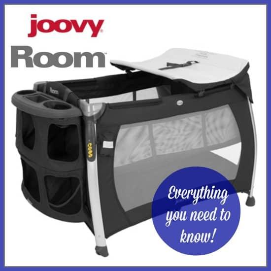 Joovy Room Playard Review
