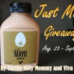 Just Mayo Giveaway