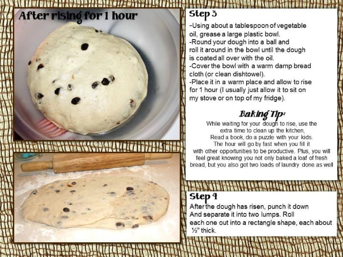 Raisin Bread 3
