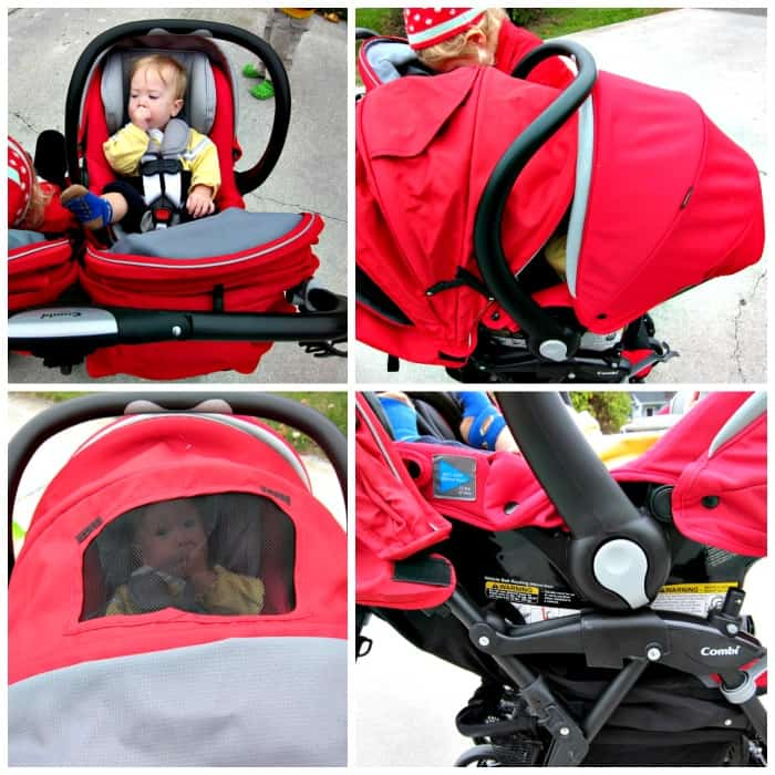 Combi Twin Cosmo Stroller Review
