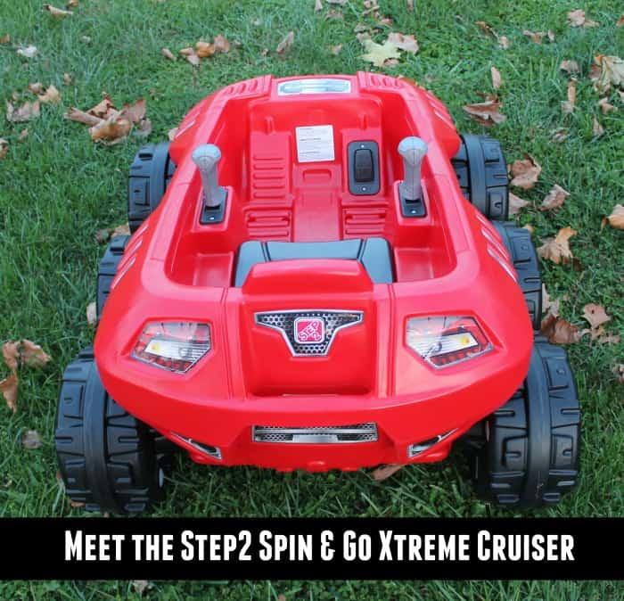 step2 cruiser