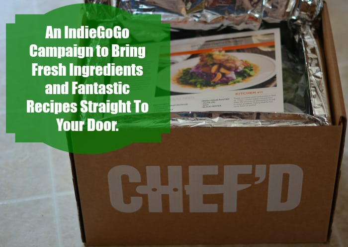 How I Learned to Cook From an IndieGoGo Campaign