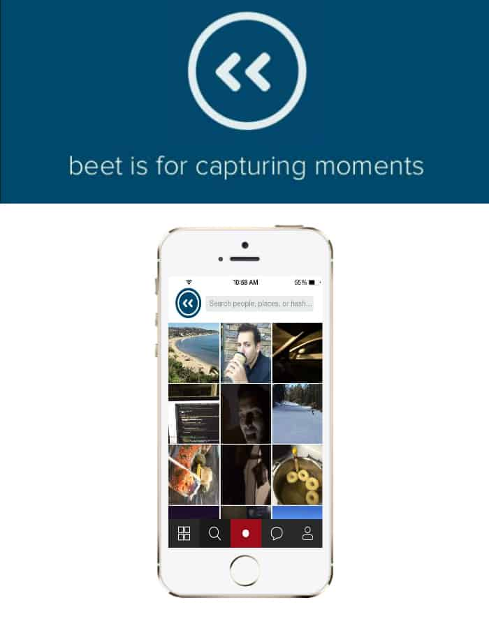 Beet {For Capturing Moments}