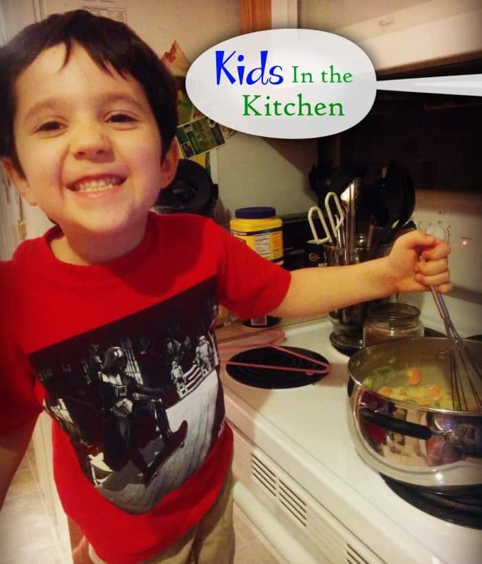 Kids Kitchen 1