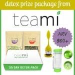 Teami Giveaway