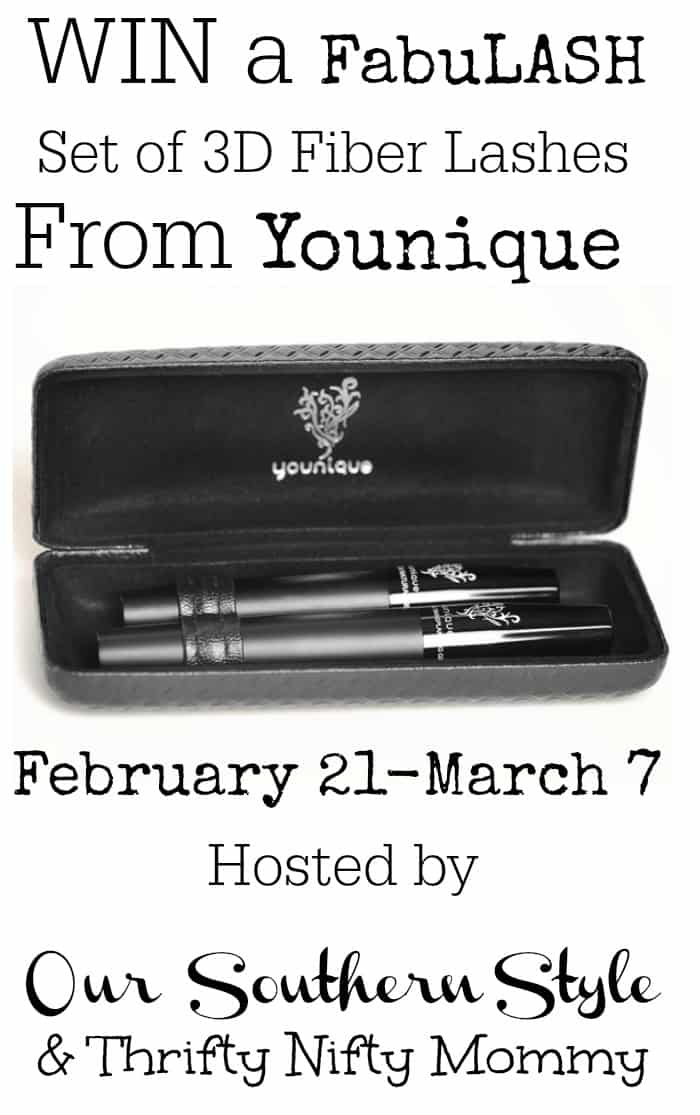 Younique giveaway