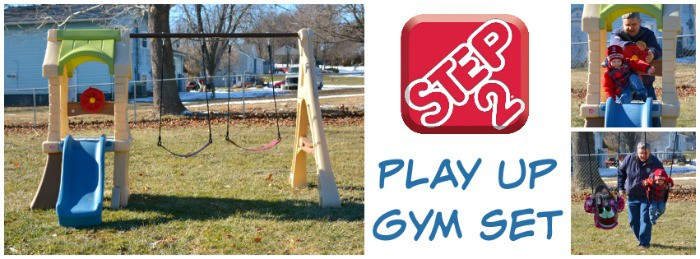 Step2 Play Up Gym Set Review Thrifty Nifty Mommy