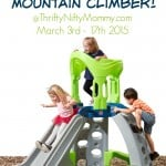 Castle Top Mountain Climber