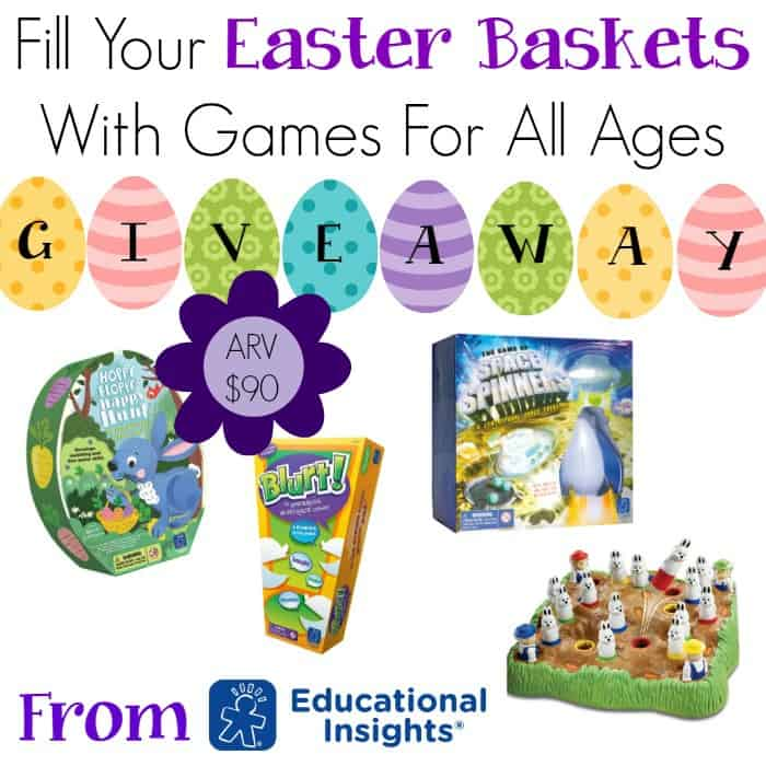 Easter Game Giveaway