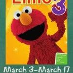 Elmo Giveaway