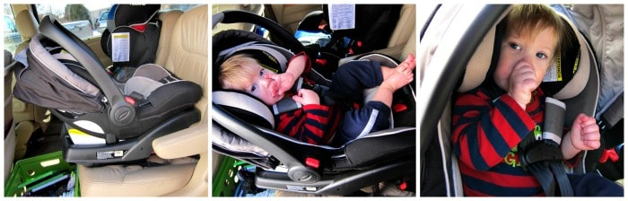 Graco SnugRide 35 LX Infant Car Seat Review
