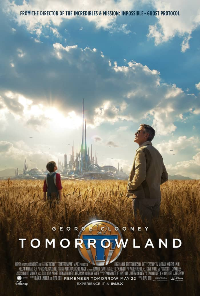 Tomorrowland {Remember Tomorrow on May 22nd}