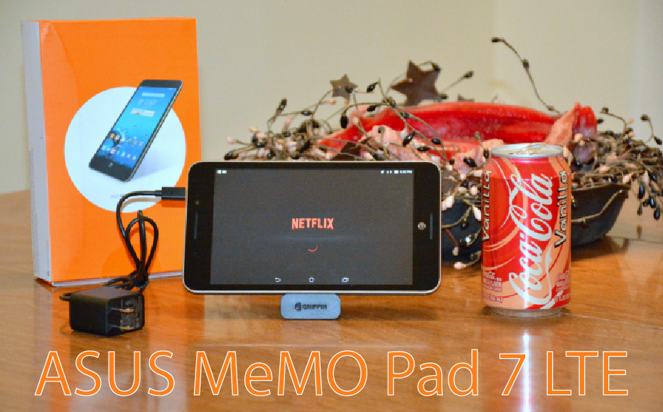 ASUS MeMO Pad 7 LTE - Thrifty Nifty Mommy