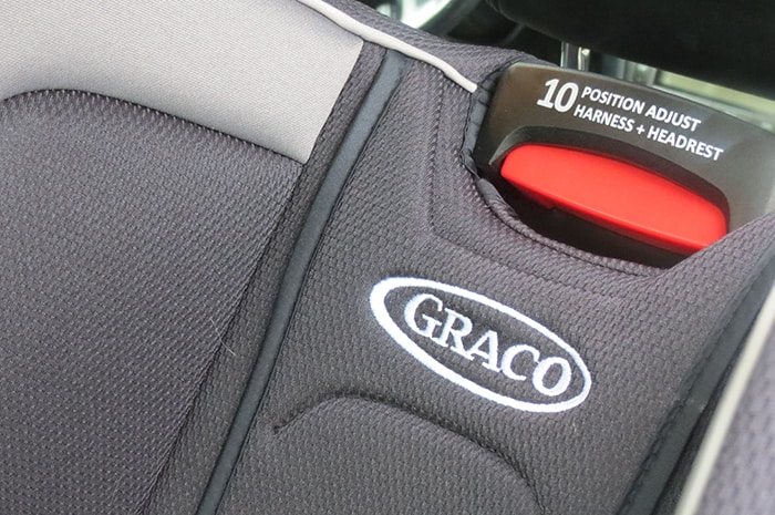 Graco-headrest