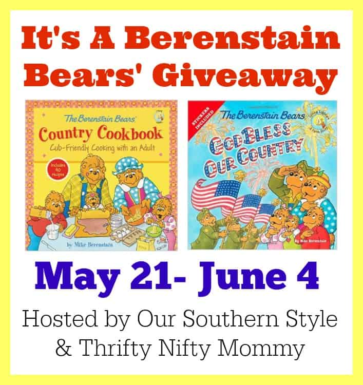 Berenstain Bears Giveaway