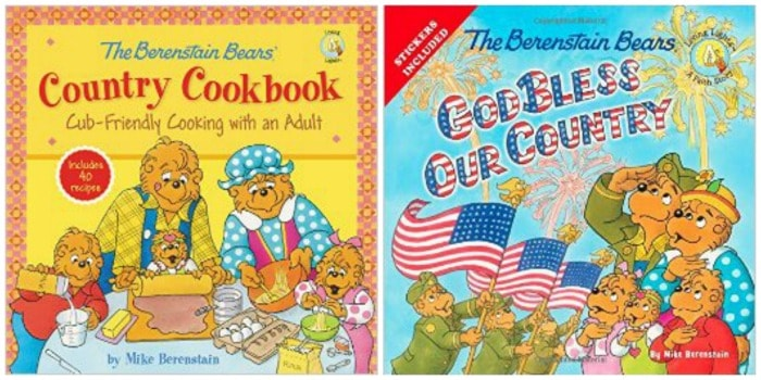 Berenstain Collage