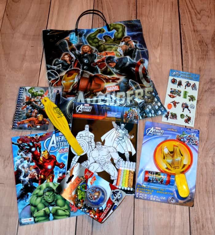 Favor Bags 2