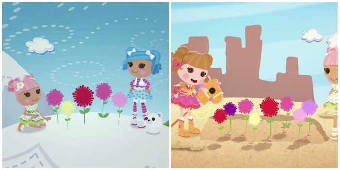 Lalaloopsy Collage 3