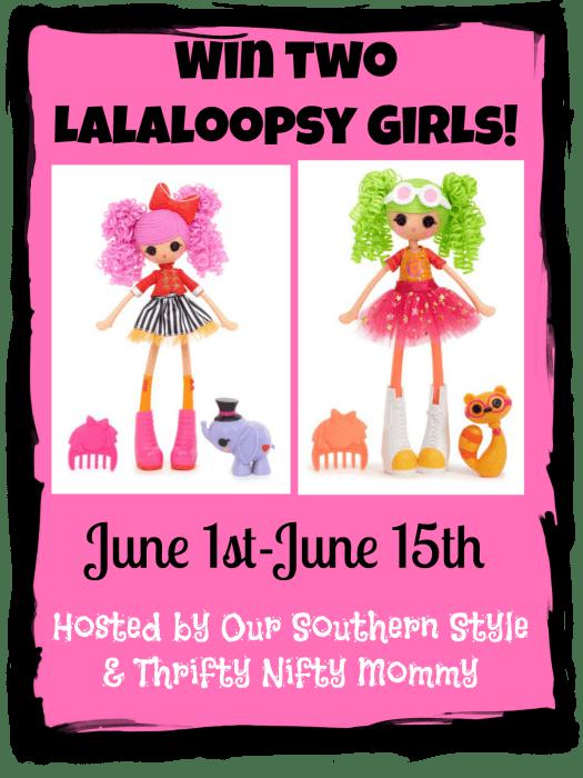 Lalaloopsy Giveaway 1