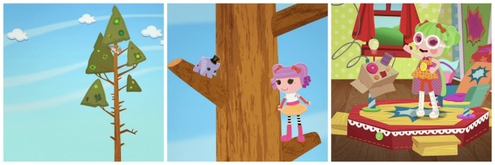 Lalaloopsy collage 1