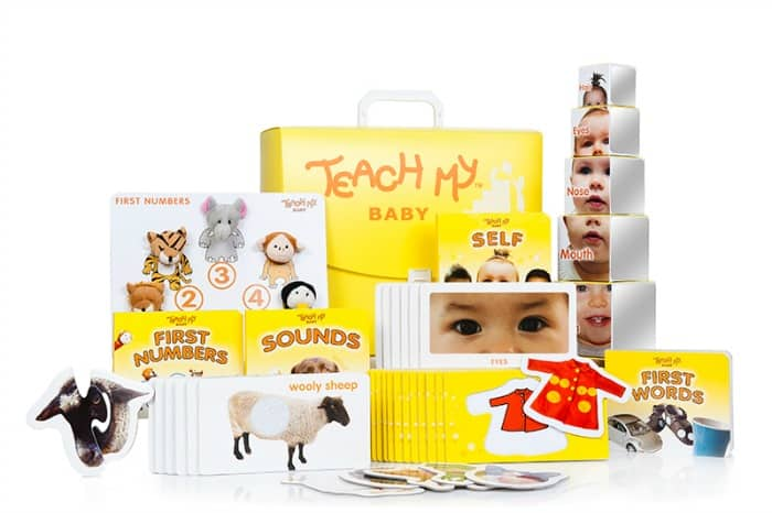 Teach My Baby All-In-One Kit SKU 0006