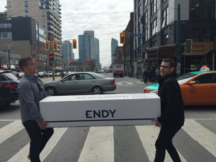 Endy Foam Mattresses And Bedding The Perfect Mattress