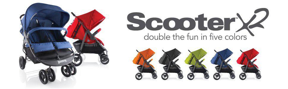 Joovy Scooter X2