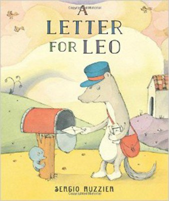 A Letter For Leo cover