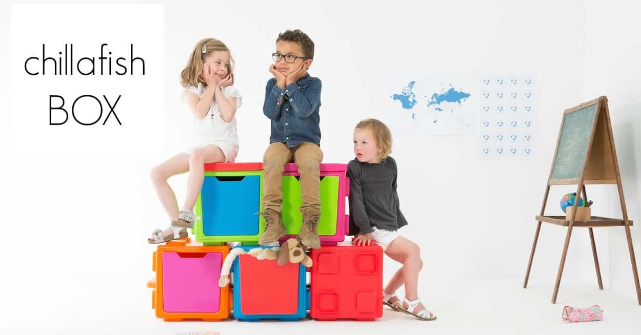 Endless Ways To Make Organizing Fun With Chillafish Box!