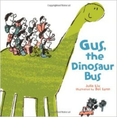 Gus The Dinosaur Bus cover