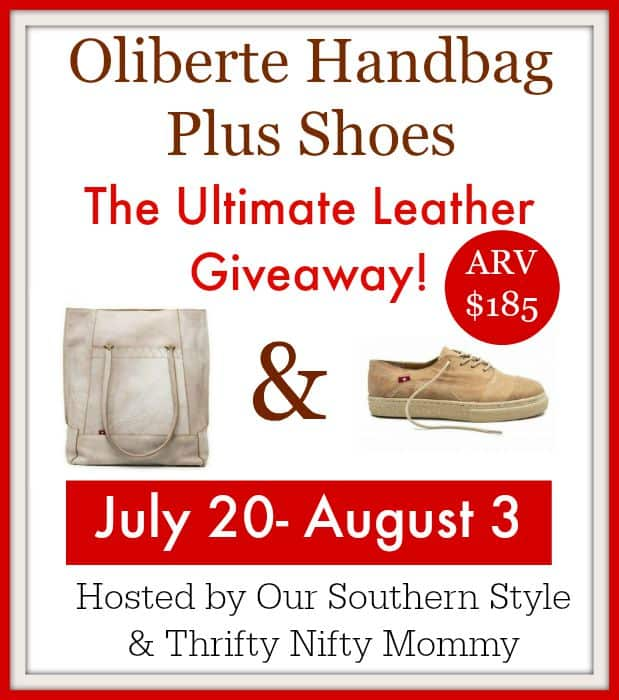 Leather Giveaway